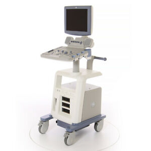 Ob gyn Ge Logiq P5 Ultrasound Machine System With 4c And E8c Probe