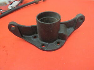 1942 52 Ford Pickup Early Ford Open Drive Rear Transmission Mount E 1 2