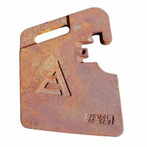 Used Suitcase Weight 75 Lbs Allis Chalmers 7060 7045 7050 7080 7010 7020 7000