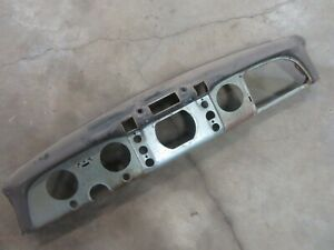 1953 Buick Special Interior Main Dash Panel Repair Metal Section Hot Rod Custom