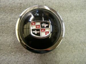 Nos 1956 1957 Studebaker Commander Steering Wheel Horn Button Ornament Emblem