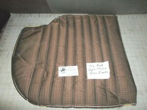 Ford Gran Torino Right Rear Lower Seat Cover Used 1 Qty Vintage Free Shipping