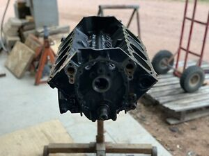 Chevy 350 Small Block Engine Used