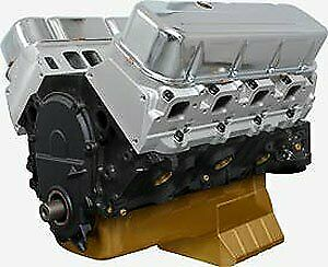 Blueprint Engines Bp4962ct Bb Chevy 496ci Stroker Base Engine