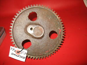 1 1 2 Hp Fairbanks Morse Cam Gear And Pin Hit Miss Gas Engine