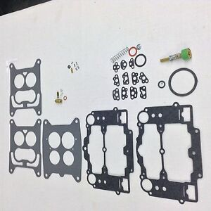 Carter Afb 4 Barrel Carburetor Kit 1957 1966 Cadillac 1961 1966 Pontiac 8 Cyl