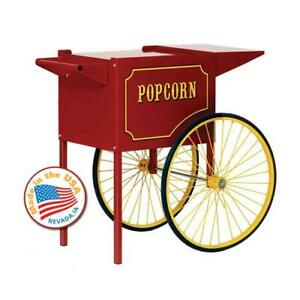 Paragon 3070010 Cart For 6 8 Oz Popcorn Poppers