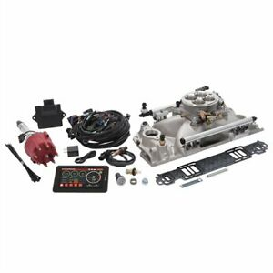 Edelbrock 35770 Pro flo 4 Efi System 1986 Earlier Small Block Chevy Sequential
