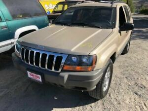 Grille Chrome Fits 99 03 Grand Cherokee 525011