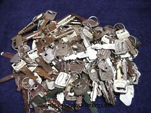 25 New 66 67 68 69 70 80 Ford Mustang Coded H 51 Key Sets Locksmith Lot