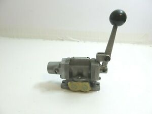 Automatic Valve Corp Valve With On Off Handle 407b22