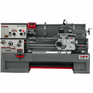 Jet Zx series Lg Spindle Bore Lathe With Acu rite 200s Dro 16inx40in