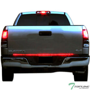 Topline For Chevy T3c 60 Universal Signal reverse Led Tailgate Tail Light Bar