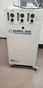 Parker Balston Lcms 5000na Tri Gas Generator Source 5000 Lc ms For Mass Spec