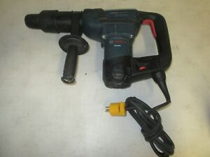 Bosch Rh540m 1 9 16 Sds max Corded Rotary Chipping Hammer Drill Tool