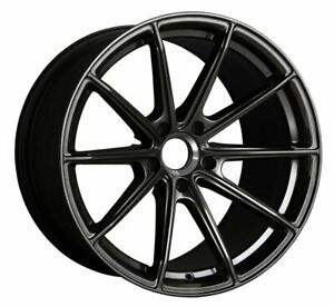 18x8 5 Xxr 568 5x112 38 Chromium Black Rims Set Of 4