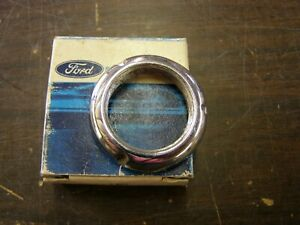 Nos Oem Ford 1963 1964 Lincoln Electric Antenna Base Nut Continental
