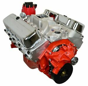 Atk Engines Hp451pm High Performance Crate Engine Big Block Chevy 454ci 525hp
