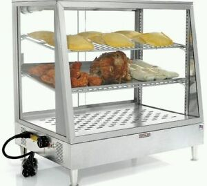 24 Carib 172524sl Food Warmer Display Case free Delivery 5 Five Boroughs Only