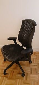 Herman Miller Posture Fit Office Chair Black Used Excellent Condition