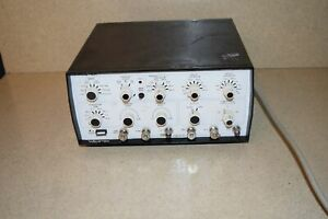 Wavetek 50 Mhz Pulse Generator Model 801