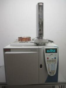 Thermo Scientific Trace Gc Ultra With As3000 Als Auto Injector Sampler