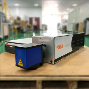 Uv Laser Marking System Foba V 0020 uv W 355 Nm Wavelength