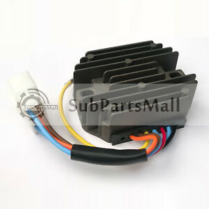 12v 280w Voltage Regulator For Case Compact Excavator Cx14 Cx25