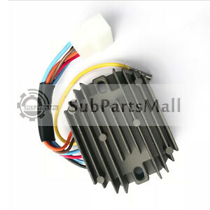 12v 280w Voltage Regulator For Yanmar 3tne74 Engine