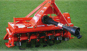 4 Ft 5 Ft 6 Ft 7 Ft Heavy Duty Gear Driven Rotary Tiller
