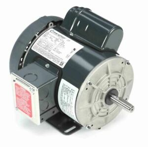 1 2 Hp 1725rpm 56 Frame 115 230v Tefc Marathon Electric Motor new free Shipping