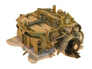 Rochester Quadrajet Carburetor 1980 Chevy Gmc Oldsmobile 305 350 Engines