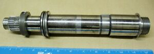 South Bend 9 Metal Lathe Spindle Assembly