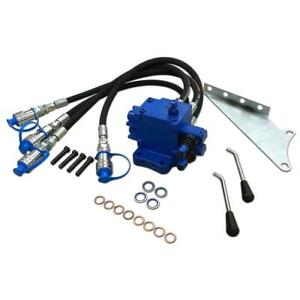 Dual Hydraulic Valve Kit For Ford Tractor 500 600 700 800 900 2000 3000 4000