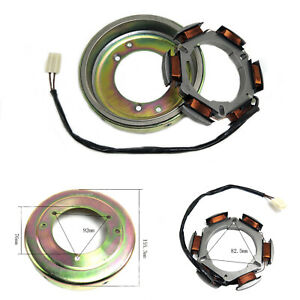 New Electric Starting Flywheel Charge Coil For Diesel Generator 170f 173f 178f