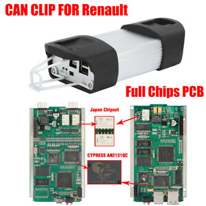 For Renault Can Clip V183 Gold Full Chip Cypress An2131qc Clip Diagnostic Tool