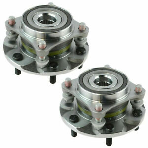 Front Wheel Bearing Hub Pair For 2005 2015 Toyota 4runner Tacoma Prerunner