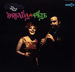 LP PETE FOUNTAIN BRENDA LEE FOR THE FIRST TIME $6.99