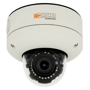 Digital Watchdog Dwc mv421tir Megapix 2 1mp Outdoor Ir Network Dome Camera new