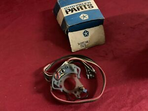 Nos 67 69 Dodge Plymouth Chrysler Turn Signal Switch 2857241 Charger Cuda