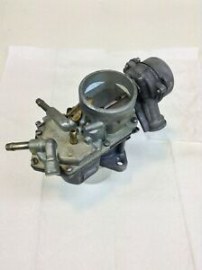 Motorcraft 1bbl Carburetor 1971 1973 Ford Pinto 1 6l Engine 731 Flca