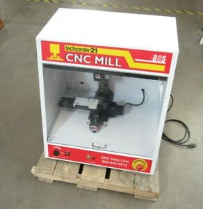 Denford Aes Techmaster 21 Micromill Cnc Mill