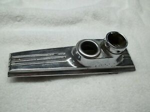 1938 41 Buick Trunk Handle Bezel Sedan