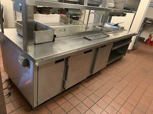 Used American Permanent Ware Co Stainless Steel Commercial Kitchen Equipment