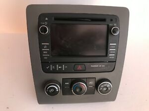 2013 2014 Buick Enclave Radio Receiver Xm Hd Cd Player Touch Screen Uhu Oem
