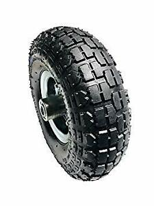 Replacement Hand Truck Tire And Cart Tire fits 5 8 Axle
