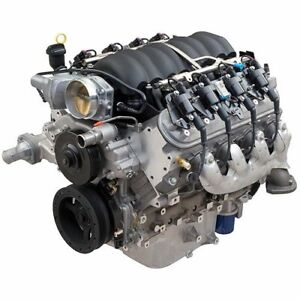 Chevrolet Performance 19370416 Ls3 6 2l 376ci Engine 430 Hp 5900 Rpm 425 Ft lb