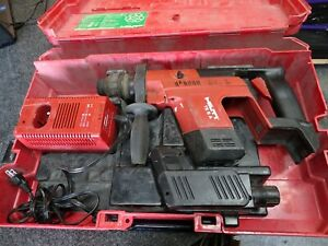 Hilti Te 5a Cordless Hammer Drill W Case Battery And 24v Charger