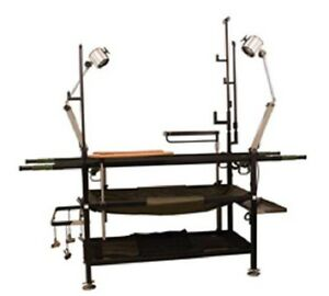 Arizona Industries 10006 Military Field Hospital Operating Surgical Tables New