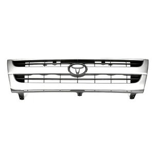 Front Grille For Toyota Tacoma 1997 2000 2wd excludes Pre Runner To1200204